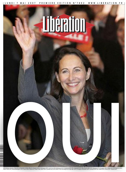 Libération - 7 mai 2007